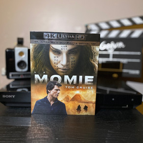 Test Blu-ray 4K : La Momie (2017)