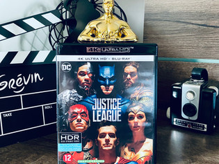 Test Blu-ray 4k : Justice League