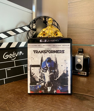 Test Blu-ray 4K : Transformers