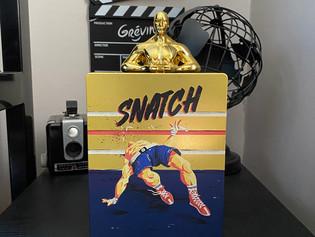 Test Blu-ray 4K : Snatch
