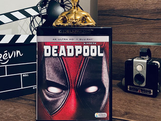 Test Blu-ray 4K : Deadpool
