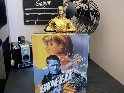 Test Blu-ray 4K : Speed