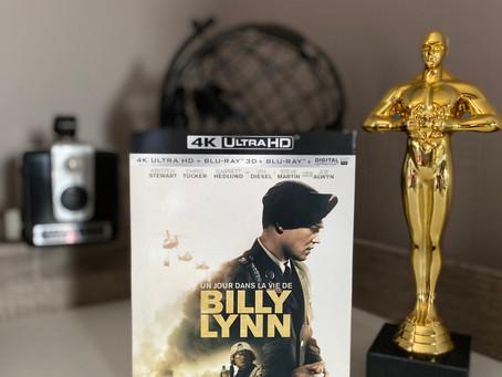 Test Blu-ray 4K : Un jour dans la vie de Billy Lynn