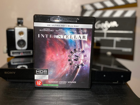 Test Blu-ray 4K : Interstellar