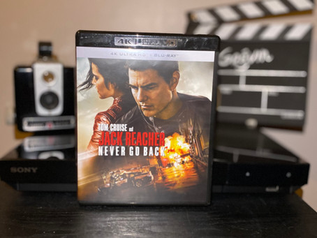 Test Blu-ray 4K : Jack Reacher: Never Go Back