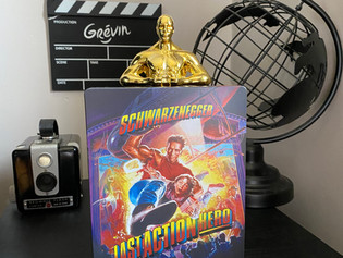 Test Blu-ray 4K : Last Action Hero
