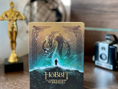 Test Blu-ray 4K : Le Hobbit: La Désolation de Smaug