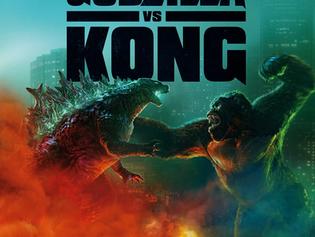 Godzilla vs Kong privé de cinéma en France