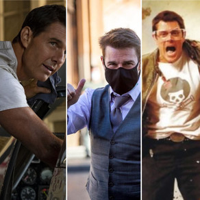 Paramount reporte ses films, Top Gun 2, Mission Impossible 7...