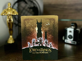 Test Blu-ray 4K : Le Seigneur des Anneaux: Les Deux Tours