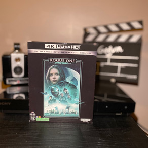 Test Blu-ray 4K : Rogue One: A Star Wars Story