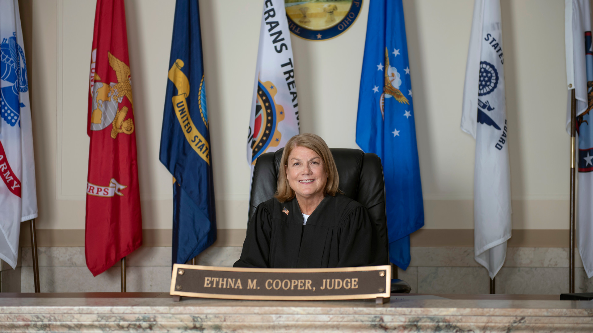 Judge Ethna Cooper