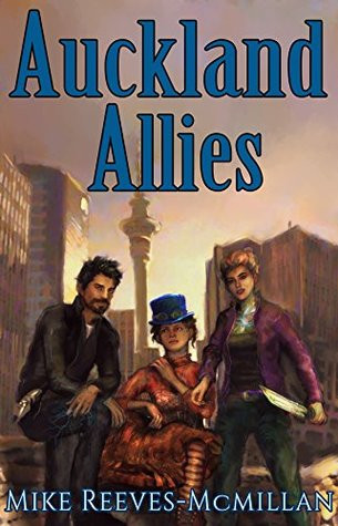 Review: Auckland Allies by Mike Reeves-McMillan