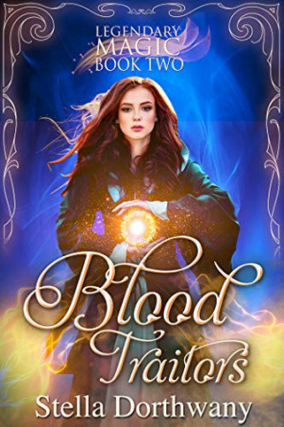 Review: Blood Traitors by Stella Dorthwany