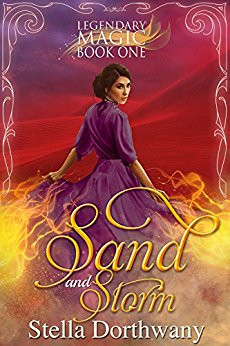 Review: Sand and Storm by Stella Dorthwany