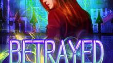 Betrayed Hero - New cover
