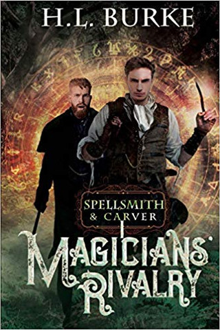 Review: Magician's Rivalry by H.L. Burke