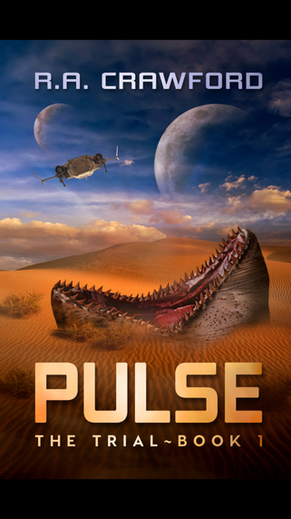 PULSE by Ryan Crawford- review