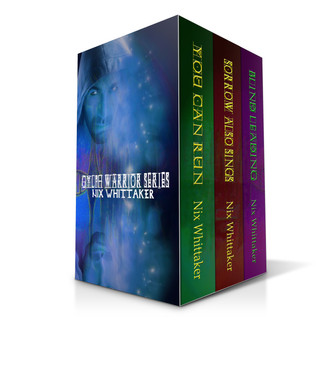 7 things you didn't know about my Glyph Warrior series