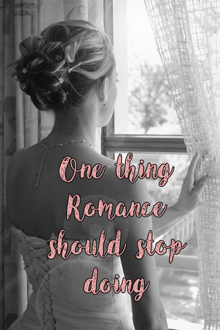 One thing Romance should stop doing
