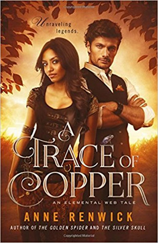 Review: Trace of Copper by Anne Renwick