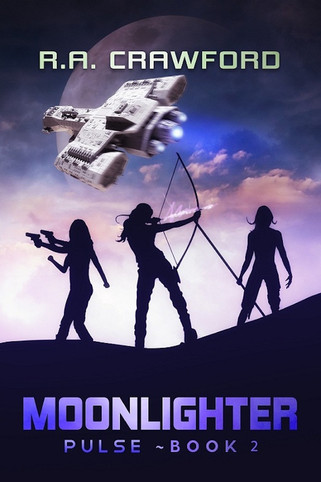 Review: Moonlighter by R.A. Crawford