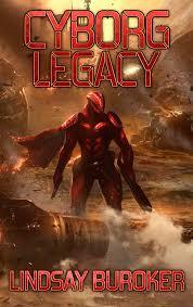 Review: Cyborg Legacy by Lindsay Buroker