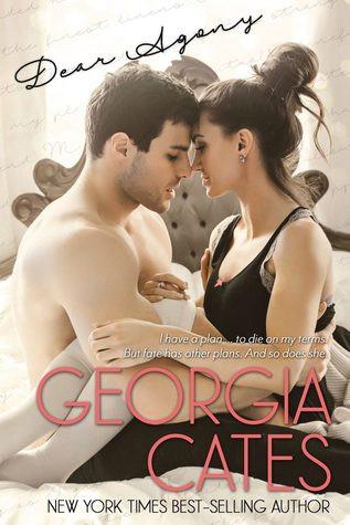 Review: Dear Agony by Georgia Cates
