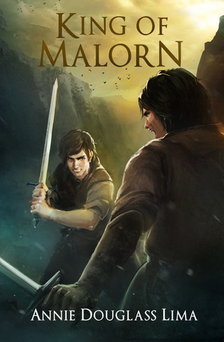 King of Malorn Cover Reveal