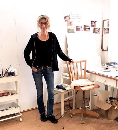 Anne Stümke Kunst und Kurse im Atelier A Ravensburg