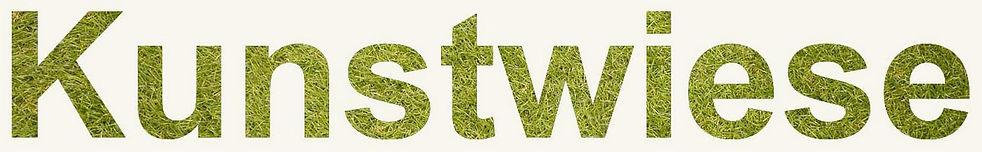 Rasenbuchstaben Kunstwiese, beiger Hinte