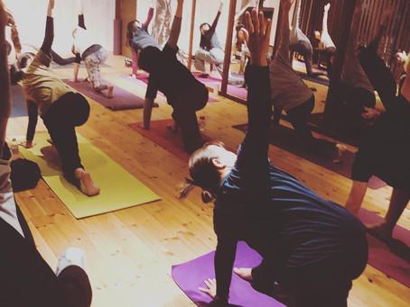 yoga インストラクターを募集しております
