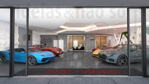 """Stand """"My Car"""", Leiria 2020"""