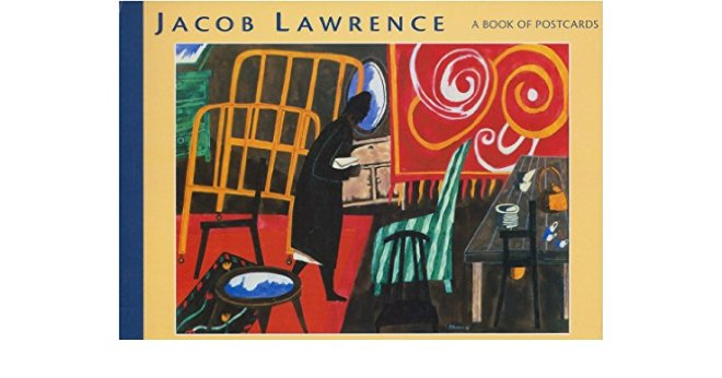 Jacob Lawrence Book of Postcards