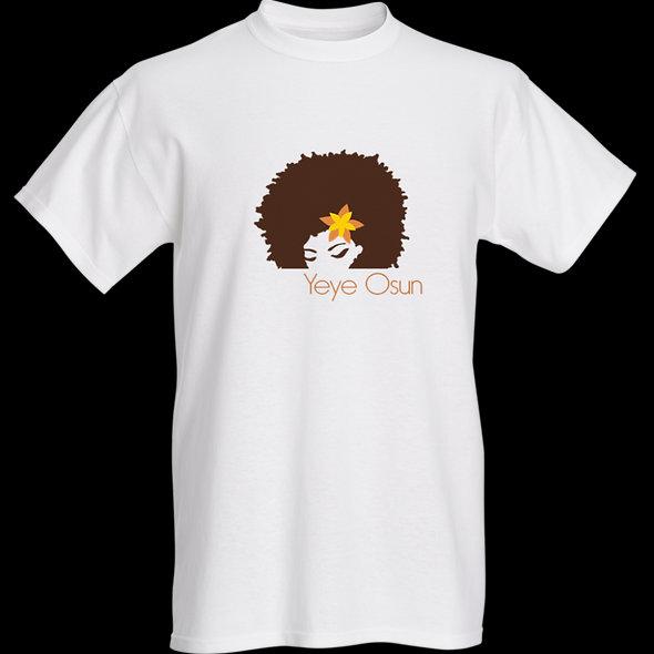 Afrikan Goddess Osun T-shirt