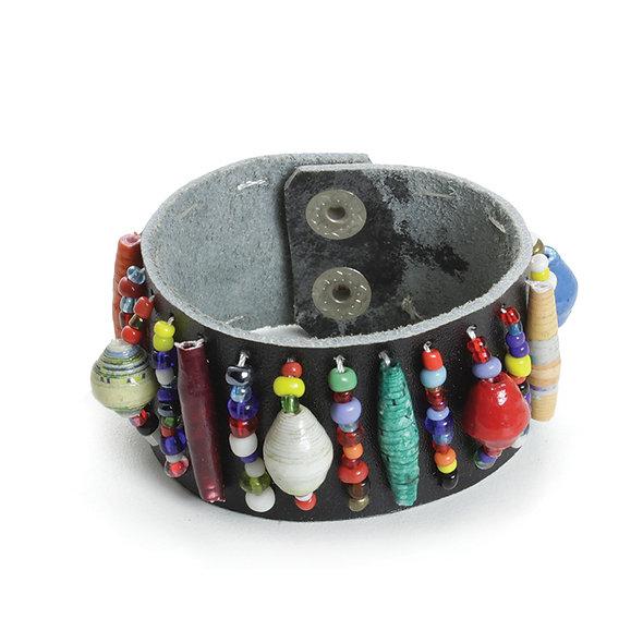 Kenyan Trade Bead Bracelet