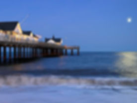 1200 Southwold Pier by Moonlight © Paul