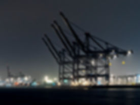 Felixstowe Port - Commercial photography