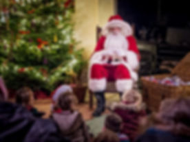 800 Santa at Ickworth House, Bury St Edm