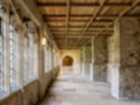 The Cloisters, St Edmundsbury Cathedral,