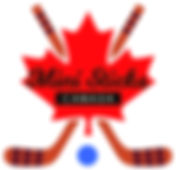Mini Sticks Canada Logo - Rouge Bouge