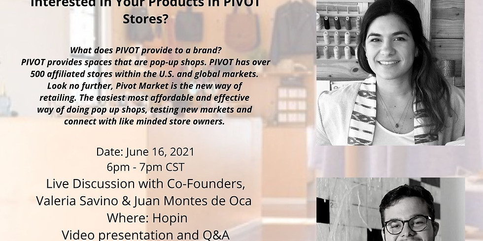 The Freedom Market with PIVOT