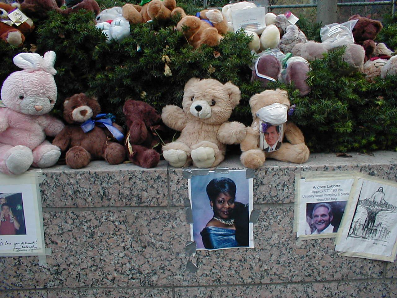Wailing Wall of Teddy Bears (2001)