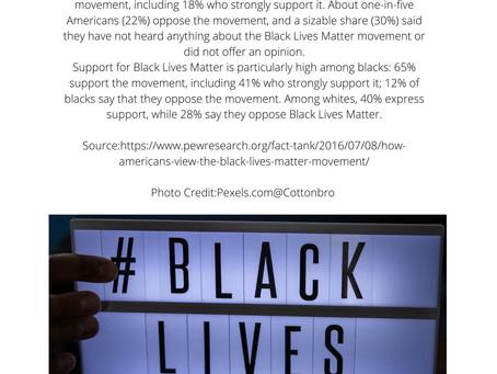 BLACK PEARL MARKETPLACE KNOWS BLACK LIVES MATTER!