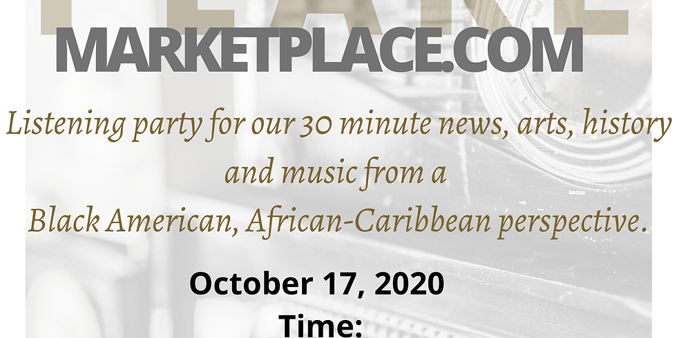 Black Pearl MarketPlace.com on WBOK RADIO