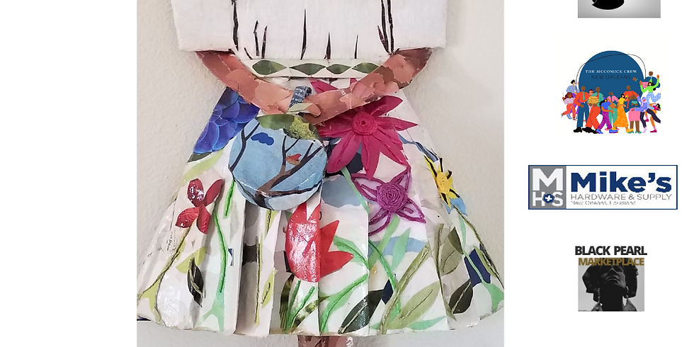 THE RECYCLE CHALLENGE: 100 Paper Dresses Project (1)