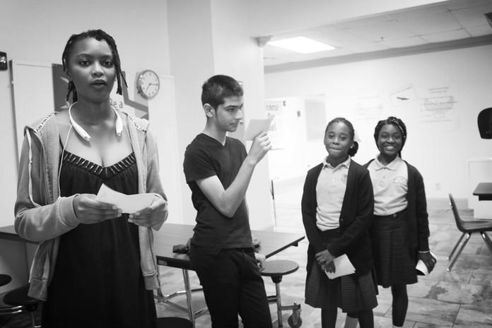 Adinkra Nola & Light Christian Acdemy Rehearsa
