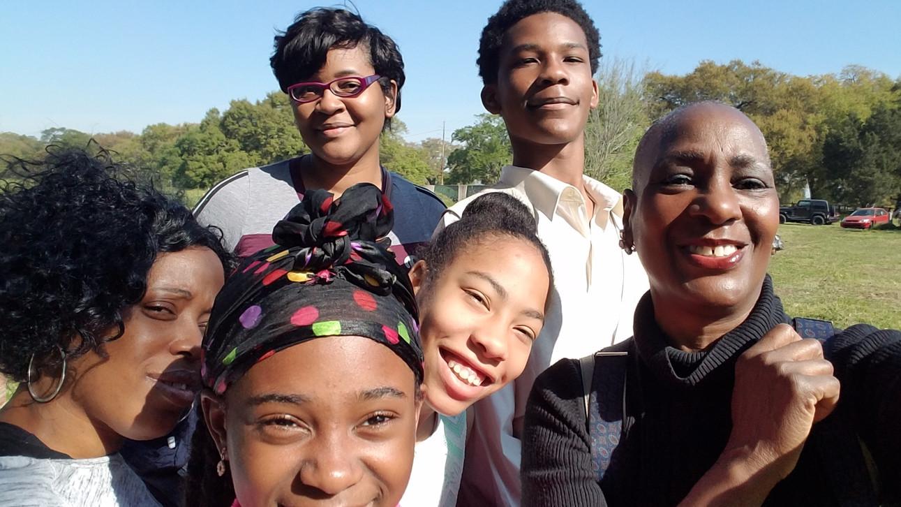 Whose Magazine Youth, Parent & Community Team
