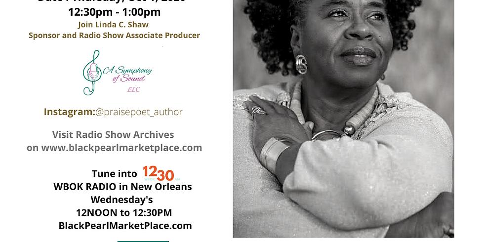 Black Pearl MarketPlace Speaker Series / Weekly Meet Up Linda C. Shaw