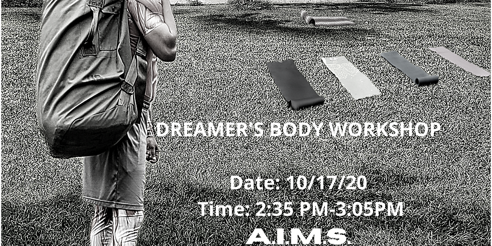 Black Pearl MarketPlace Speaker Series with Dreamer's Touch
